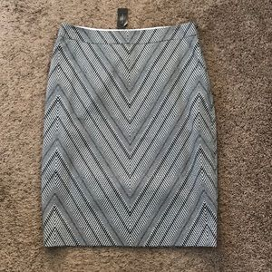The Limited high waisted pencil skirt